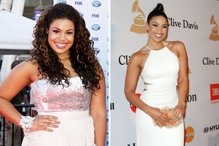 The biggest celebrity weight loss transformations of 2016 ...