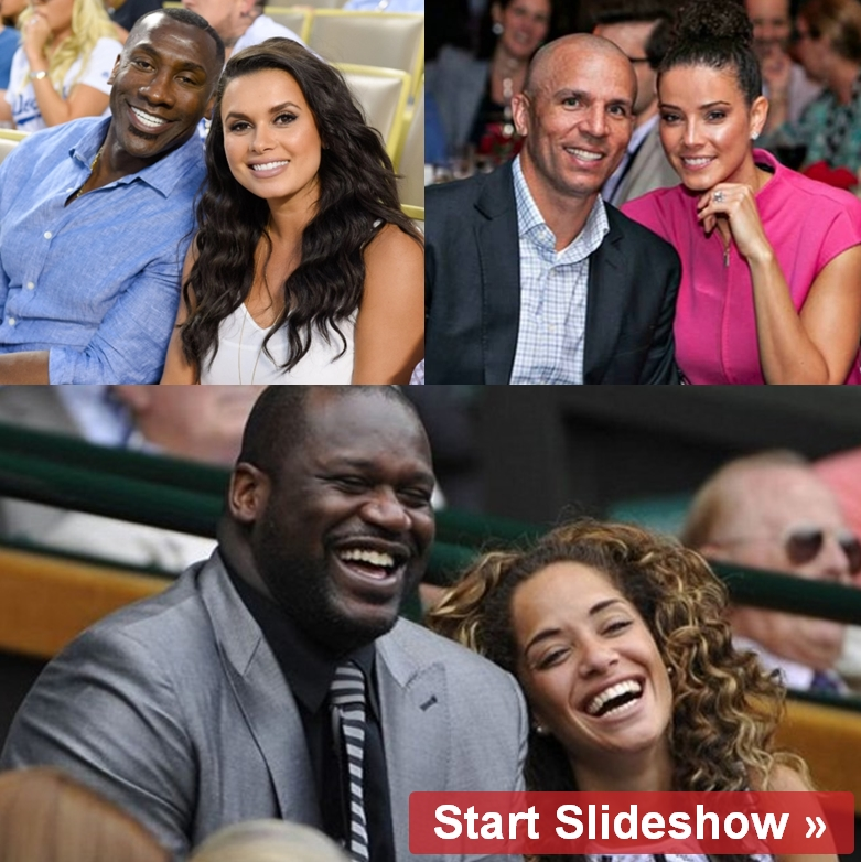 NBA Stars Their Beautiful Wives Their Amazing Bank Accounts